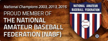 The National Amateur Baseball Federation (NABF)